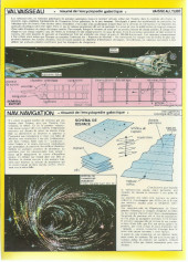Verso de Spatial -1- Spatial n°1