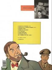 Verso de Blake et Mortimer (Historique) -2d88- Le Secret de l'Espadon 2
