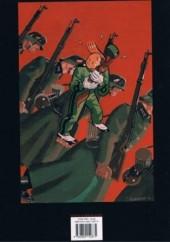 Verso de Spirou et Fantasio (Une aventure de.../Le Spirou de...) -5b- Le groom vert-de-gris