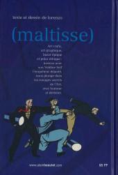 Verso de Maltisse