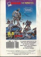 Verso de Capt'ain Swing! (1re série) -272- Le fils du général
