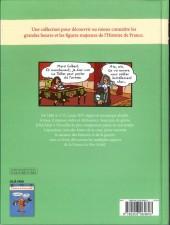 Verso de L'histoire de France en BD (Joly/Heitz) -4- Louis XIV... ...et Versailles !