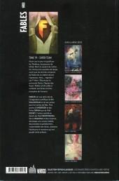 Verso de Fables (avec couverture souple) -19- Super team