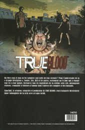 Verso de True blood -2- Où étais-tu ?