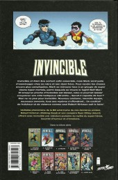 Verso de Invincible -10- Happy days