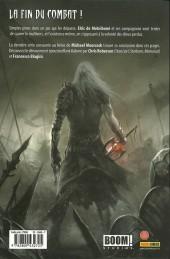 Verso de Elric - L'Équilibre perdu -3- Tome 3