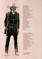 Verso de Blueberry - La collection (Hachette) -101- Fort Navajo