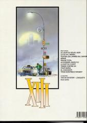 Verso de XIII -7a1995- La nuit du 3 août