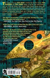 Verso de Fear Agent (2005) -INT03- The Last Goodbye