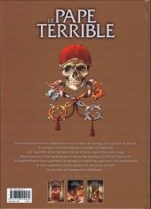 Verso de Le pape terrible -3- La pernicieuse vertu