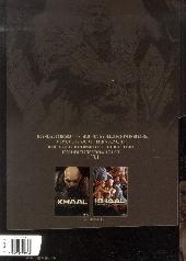 Verso de Khaal, Chroniques d'un empereur galactique -2- Livre second