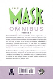 Verso de Mask Omnibus (The)  -INT01- The Mask volume 1
