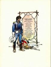 Verso de Blueberry -11b1973- La mine de l'Allemand perdu