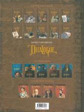 Verso de Le décalogue -9b2012- Le papyrus de Kôm-Ombo