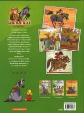Verso de Camomille et les chevaux -3- Poney game