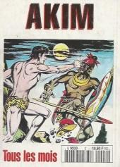 Verso de Capt'ain Swing! (2e série - Mon Journal) -Rec02- Album N°2 (du n°4 au n°6)