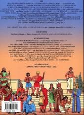 Verso de Alix (Les Voyages d') -35- Babylone - Mésopotamie