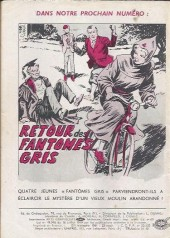 Verso de Frimousse et Frimousse-Capucine -69- Alerte au studio