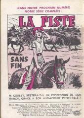 Verso de Frimousse et Frimousse-Capucine -86- Kim enquête