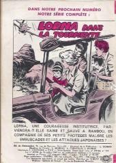 Verso de Frimousse et Frimousse-Capucine -98- Mado en Italie