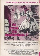 Verso de Frimousse et Frimousse-Capucine -99- Lorna dans la tourmente