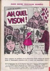 Verso de Frimousse et Frimousse-Capucine -137- Autant en emporte la haine