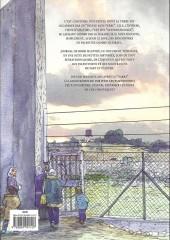 Verso de L'intruse -INT1- Les palestiniens (Tomes 1 et 2)
