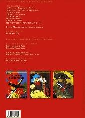 Verso de Blake et Mortimer (Les Aventures de) -INT1- Le Secret de l'Espadon - Intégrale