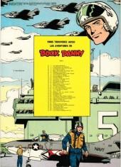 Verso de Buck Danny -8c1972- Les pirates du désert