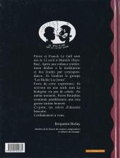 Verso de Petits contes noirs -2- La biologiste n'a pas de culotte et autres petits contes noirs
