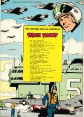 Verso de Buck Danny -13b1971- Un avion n'est pas rentré