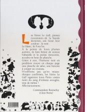 Verso de Petits contes noirs -1- La fin du monde et autres petits contes noirs