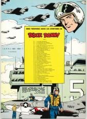 Verso de Buck Danny -22a1974- Top secret