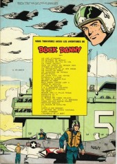 Verso de Buck Danny -24a71- Prototype fx-13