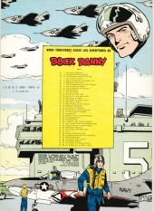 Verso de Buck Danny -37a1974- Le pilote au masque de cuir