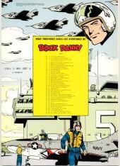 Verso de Buck Danny -38a1975- La vallée de la mort verte