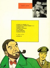 Verso de Blake et Mortimer (Historique) -2d74- Le Secret de l'Espadon 2