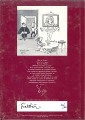 Verso de (AUT) Tillieux -1- Monographie