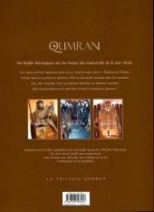 Verso de Qumran -2a13- Livre II