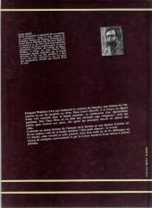 Verso de (AUT) Walthéry -1TT- F. Walthéry