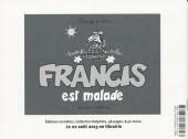 Verso de Francis - Tome HS