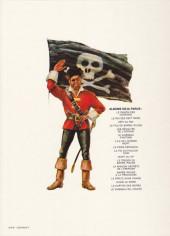 Verso de Barbe-Rouge -7b1979- L'île de l'homme mort