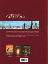 Verso de Châteaux Bordeaux -4- Les millésimes
