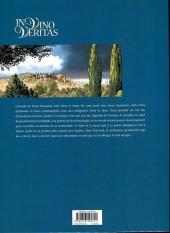 Verso de In Vino Veritas (Malisan) -1- Toscane Première partie
