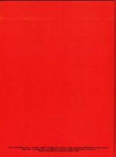 Verso de Mickey Géant (album) -1408bis- Numéro relié de Spécial Journal de Mickey Géant n° 1408 bis