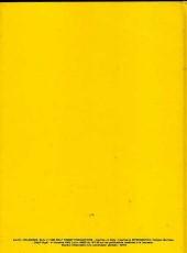 Verso de Mickey Géant (album) -1430bis- Numéro relié de Spécial Journal de Mickey Géant n° 1430 bis