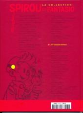 Verso de Spirou et Fantasio - La collection (Cobra) -31- Des haricots partout