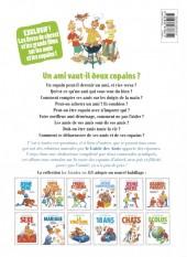 Verso de Le guide -10c13- Le guide des amis