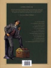 Verso de Harry Dickson (Nolane/Roman) -1c2013- L'ile des possédés