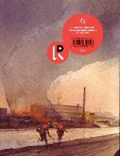 Verso de La revue dessinée -1- #01